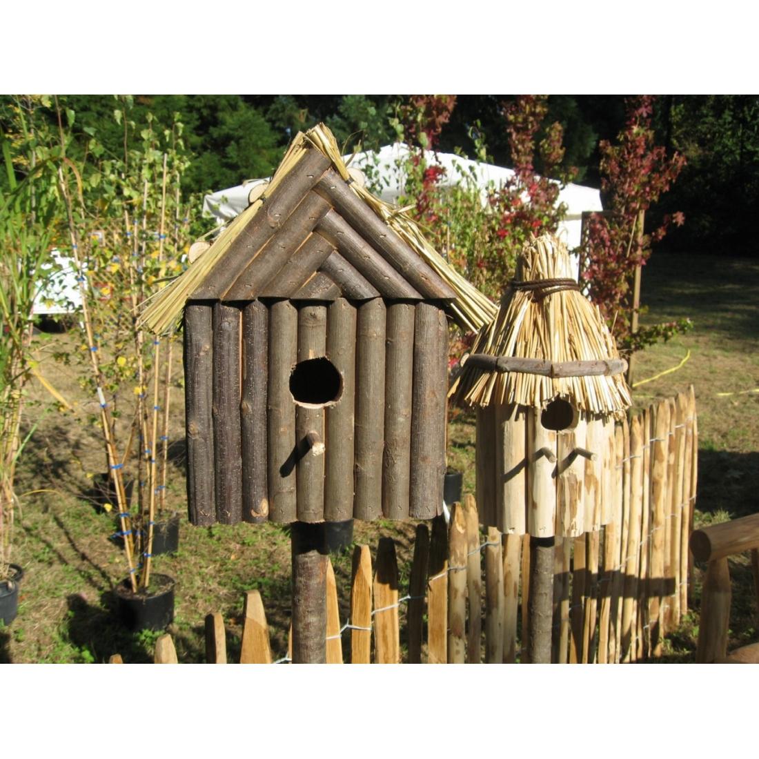 cabane pour oiseaux. Black Bedroom Furniture Sets. Home Design Ideas